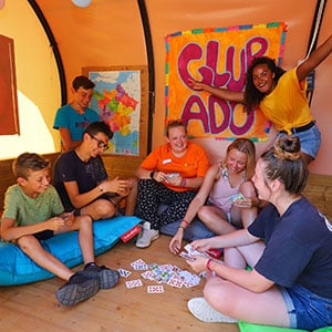 Agence Photo : Club Ado