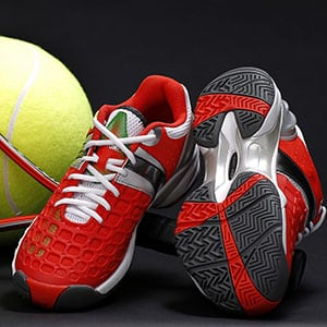 Agence Photo : Packshot Studio Chaussures Tennis