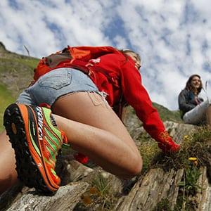 Photo de Trail pour la marque Technica, Chaussure de Randonnée