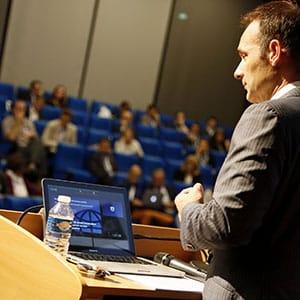 Agence Photo : Conférence Corporate Minatec