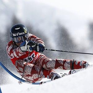 Photo de Compétition Ski à Val D'isère
