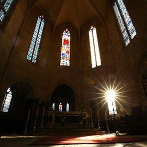 Agence Photo : Eglise Basilique Sarlat