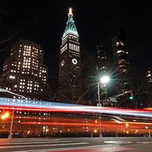 Agence Photo : New York la nuit