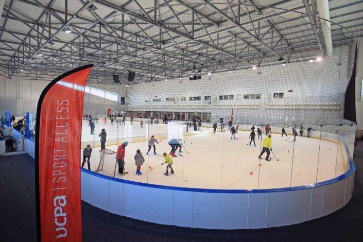 Image de la patinoire Aren Ice