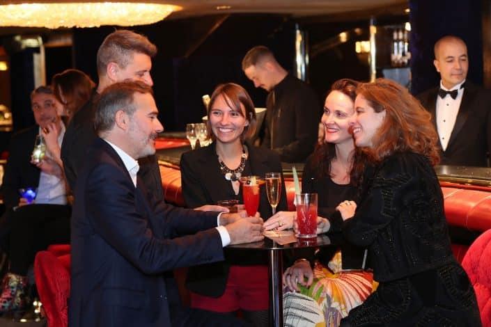 Photographe Incentive - Cocktail au bar du Lido